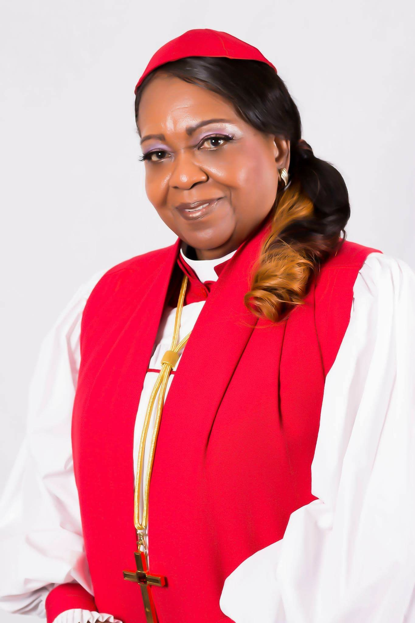 Chief Apostle Olive C. Brown